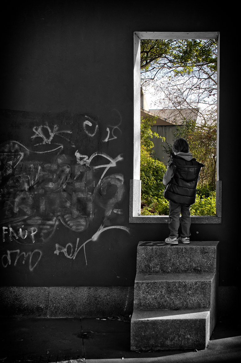 Photograph ...urban or nature play... by Carlos Costa on 500px