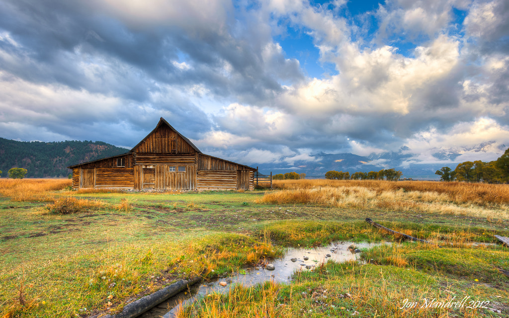 Photograph October Afternoon by Jon Mandrell on 500px