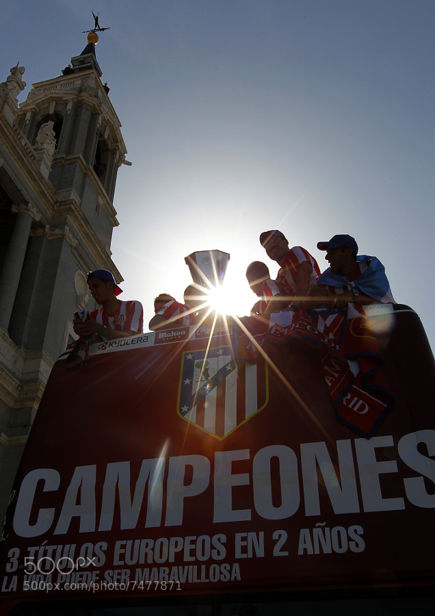 Festa Atlético de Madrid