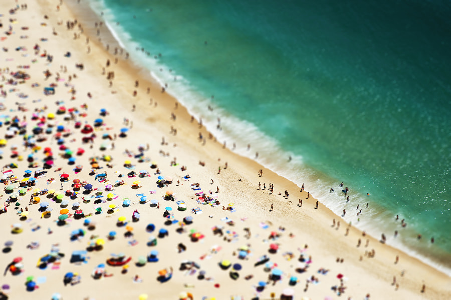 Tilt-shift vacations by Hugo Rodrigues on 500px.com
