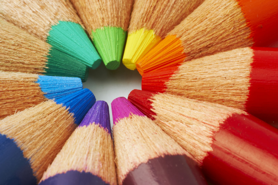 Photograph Color pencils by José de Jesús Cervantes Gallegos on 500px