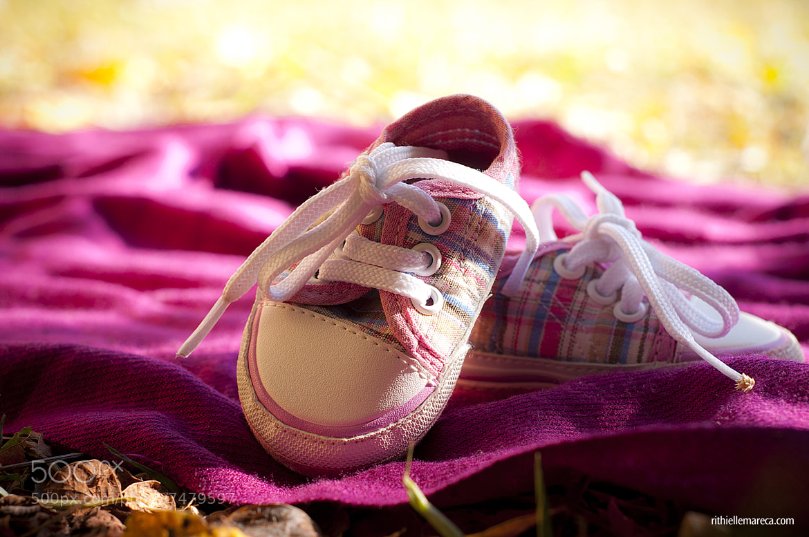 Photograph Baby Shoes by Rithielle Mareca on 500px