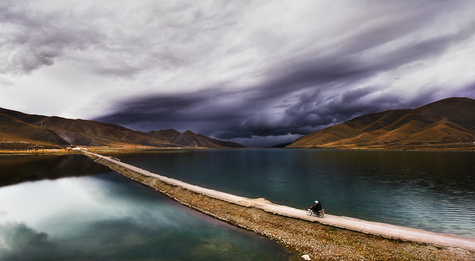 Photograph Riders on the storm by Nicolas  Marino on 500px