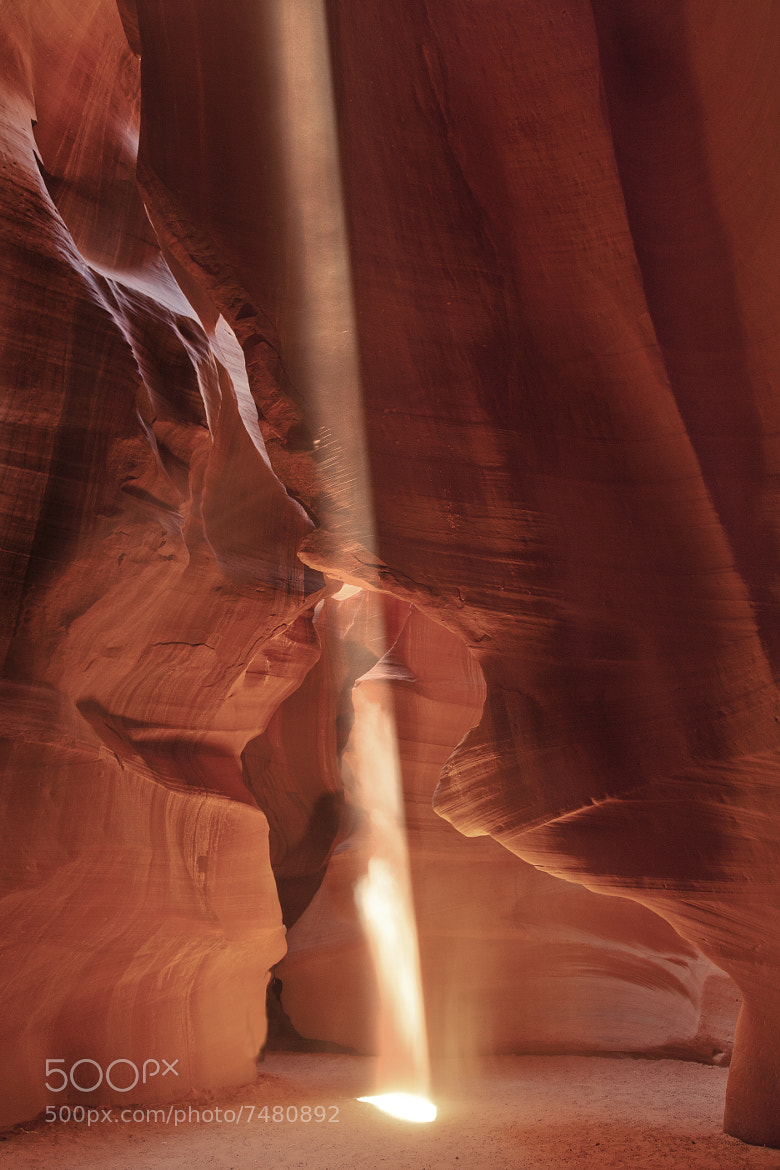 Photograph Upper Antelope Canyon by Gary Thompson on 500px
