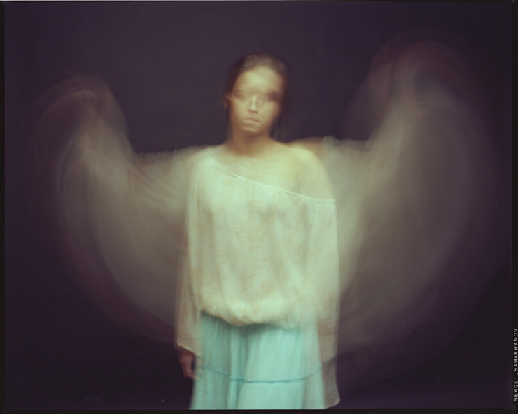 Photograph Wings of desire by Sergei Sarakhanov on 500px