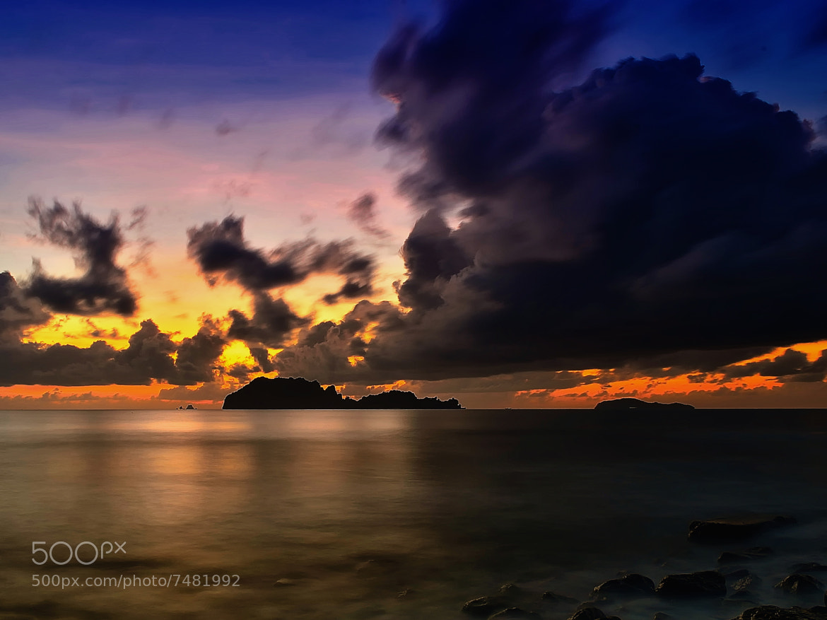 Photograph Angry Sky by Nuang Sangkhsri on 500px