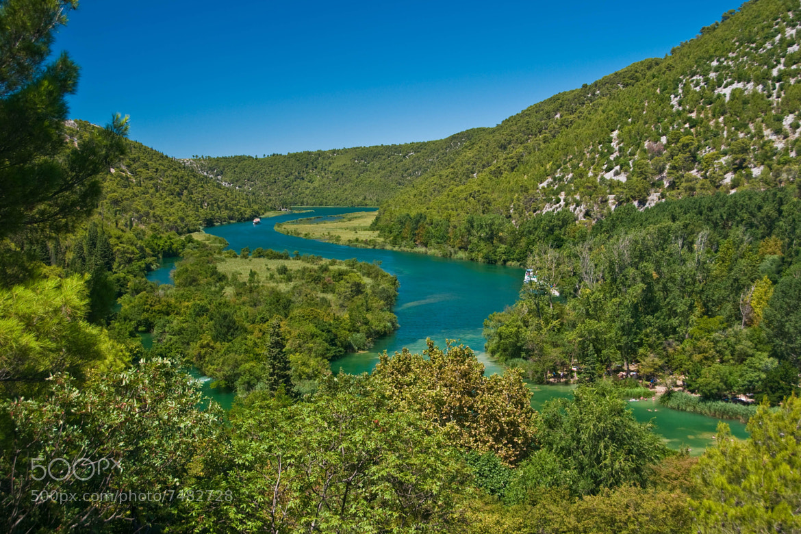 Photograph river Krka (01) by Vlado Ferencic on 500px