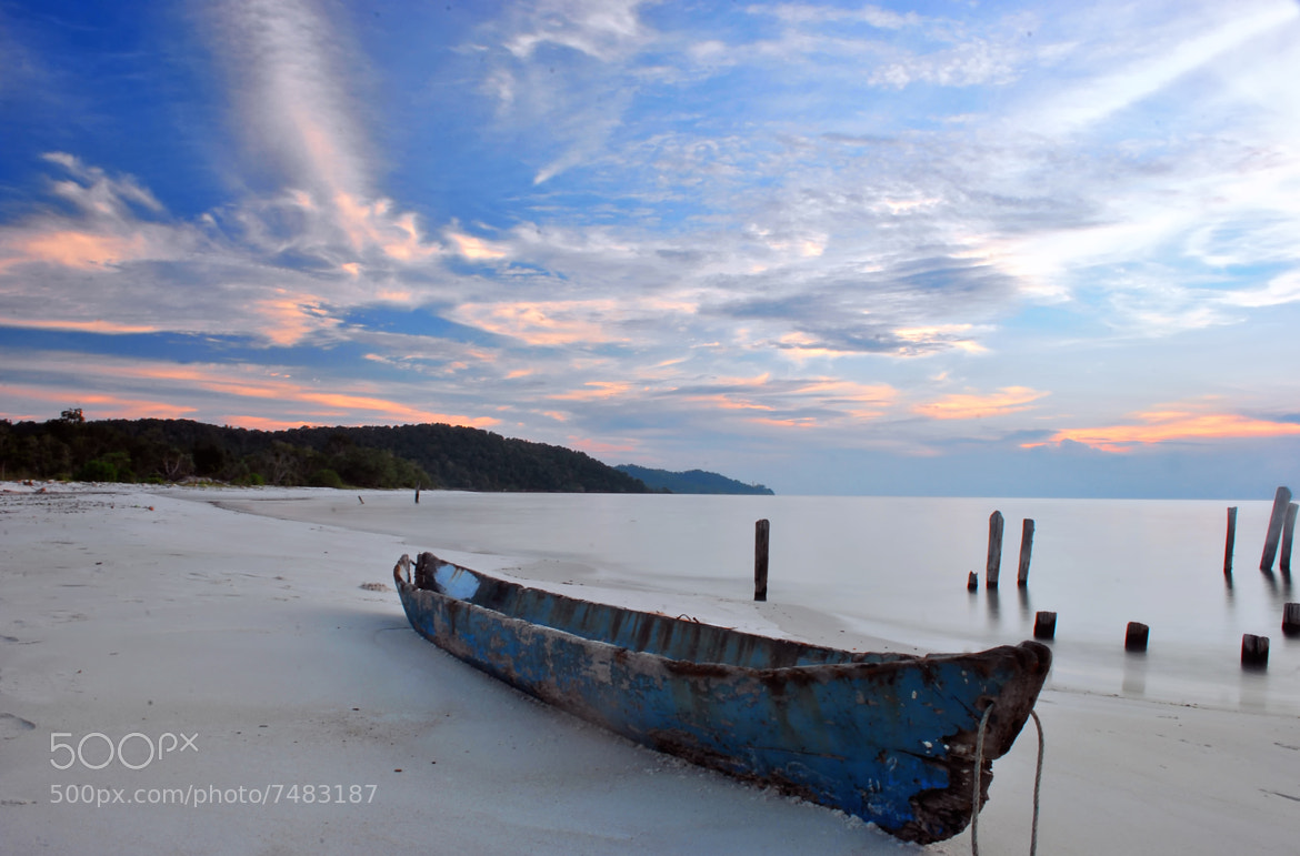 Photograph old boat by azwar  hans on 500px