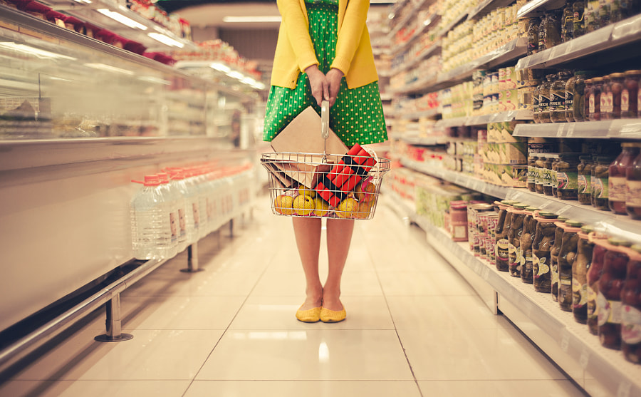 Photograph Daily shopping by Dina Belenko on 500px