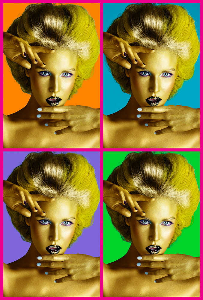 Photograph  Pop-Art Tribute by Jean-Baptiste Fort on 500px