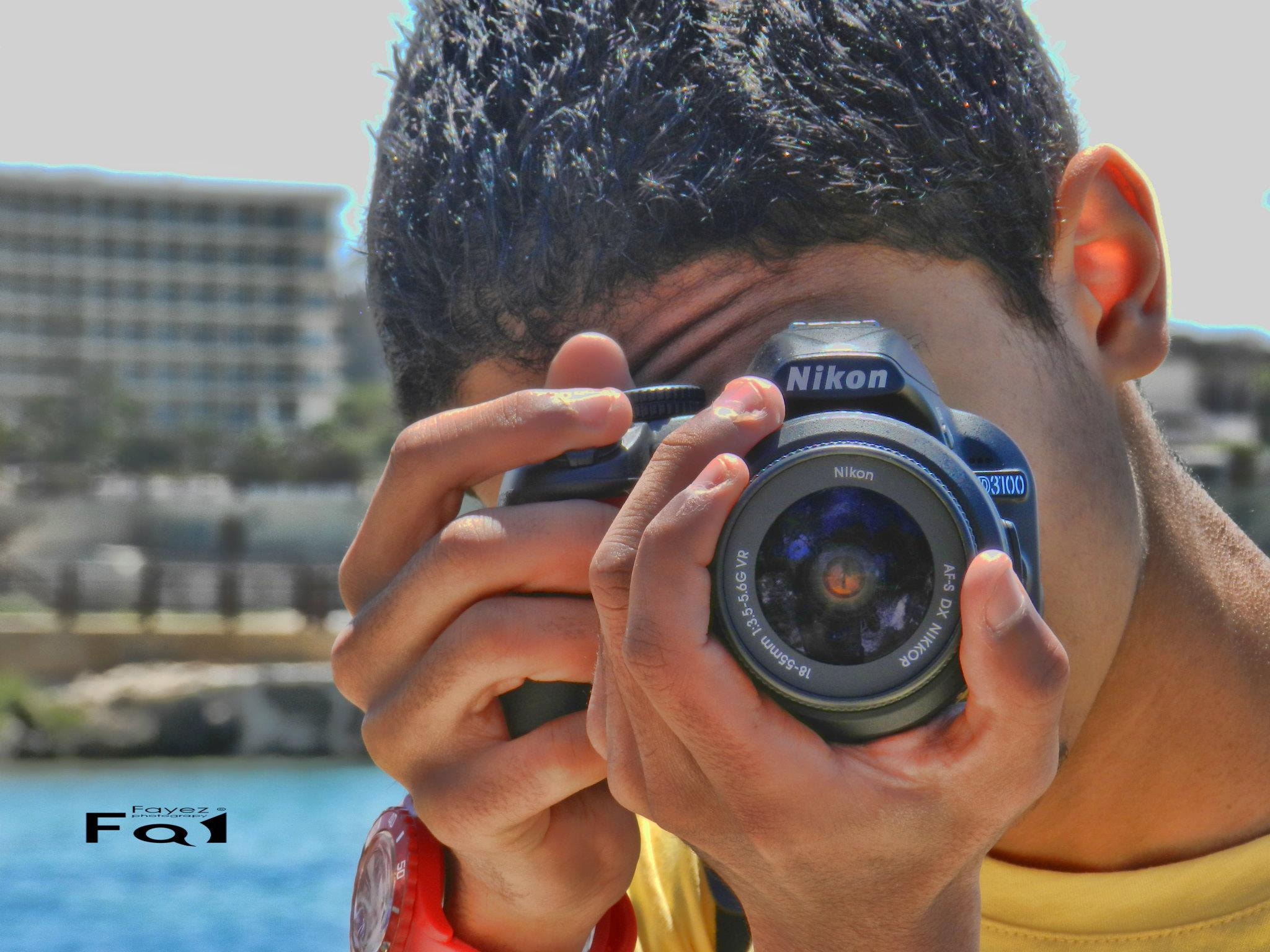Photograph this is me  :)  by sameh saied on 500px