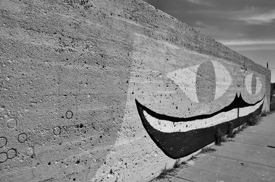 Smiling Wall