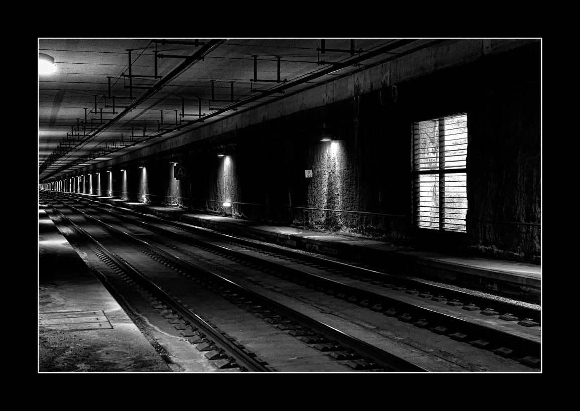 Photograph Última estación. by Oscar Ruano on 500px