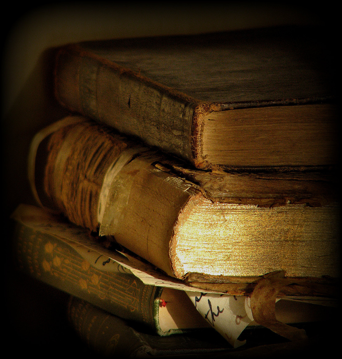 Photograph Treasured Books by Ruthanne Annaloro on 500px