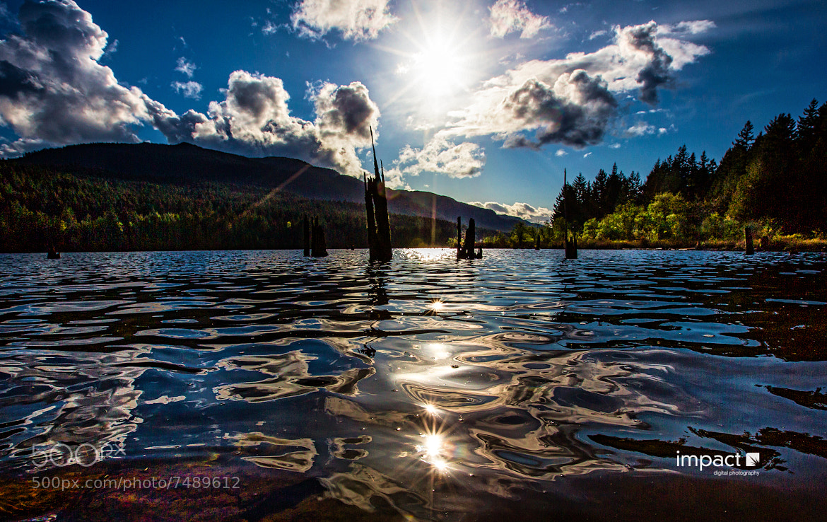 Photograph High Water by Mike Thompson on 500px