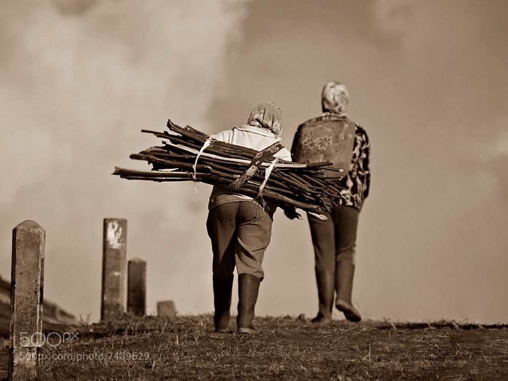 Photograph going home by Irawan Subingar on 500px
