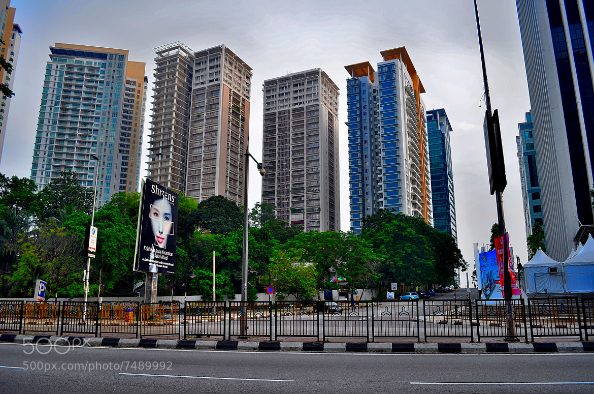 Photograph condos by ROBERT JR ANOC on 500px