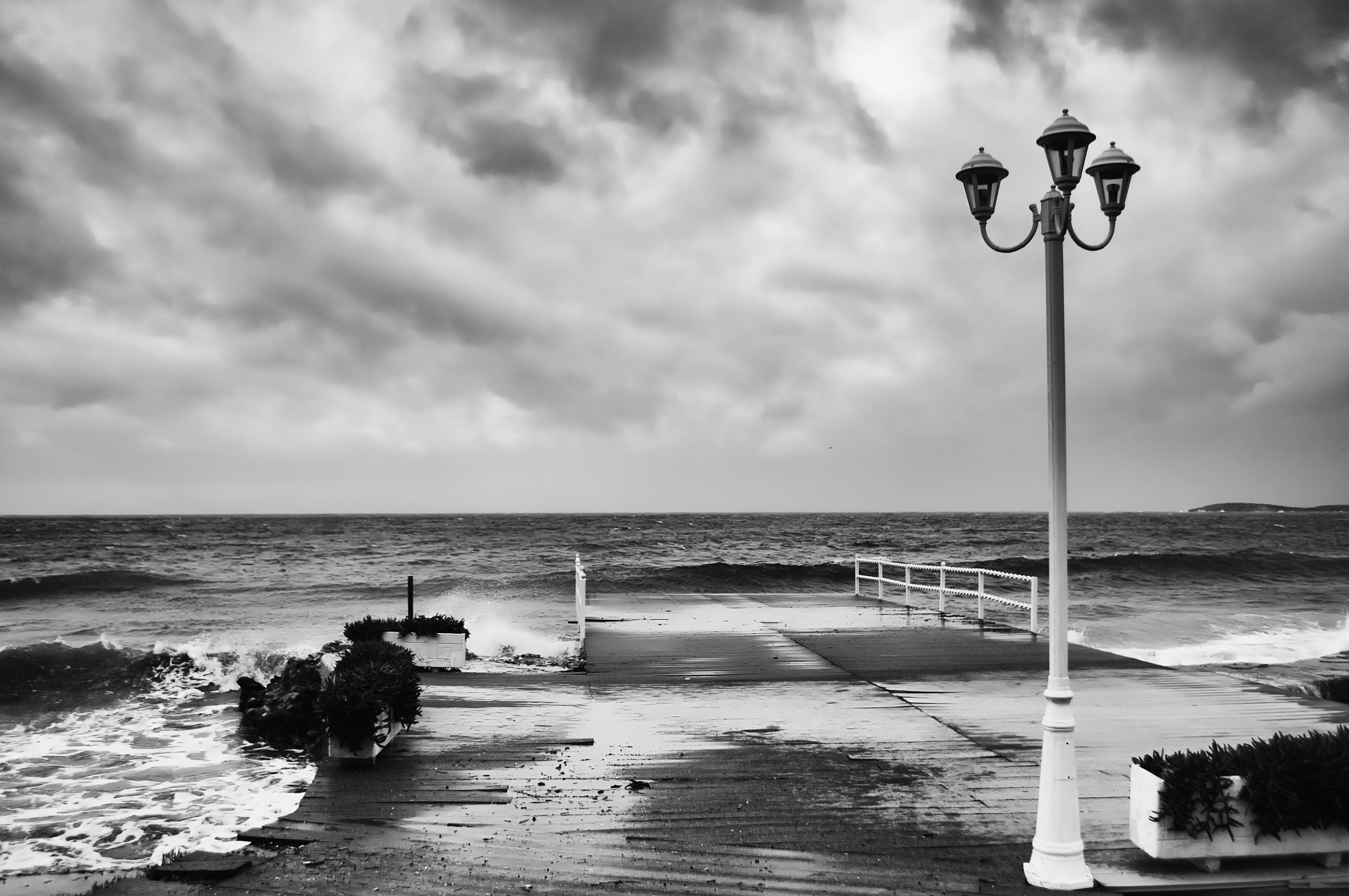 Photograph The Storm by Yulia R on 500px