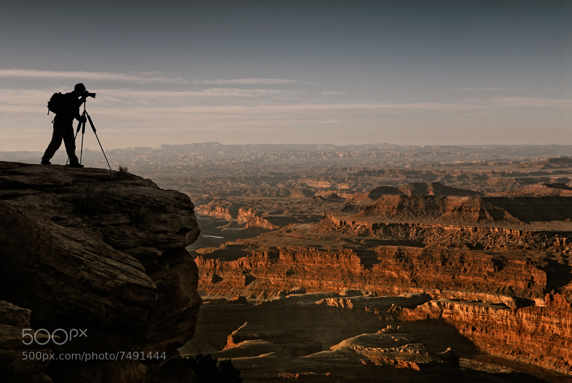 Photograph Dead Horse Point at Sunrise by Paul  Davis on 500px