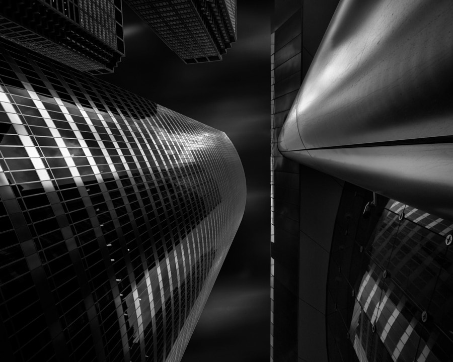 Photograph Chicago Convergence 3 by Grant Murray Photography on 500px