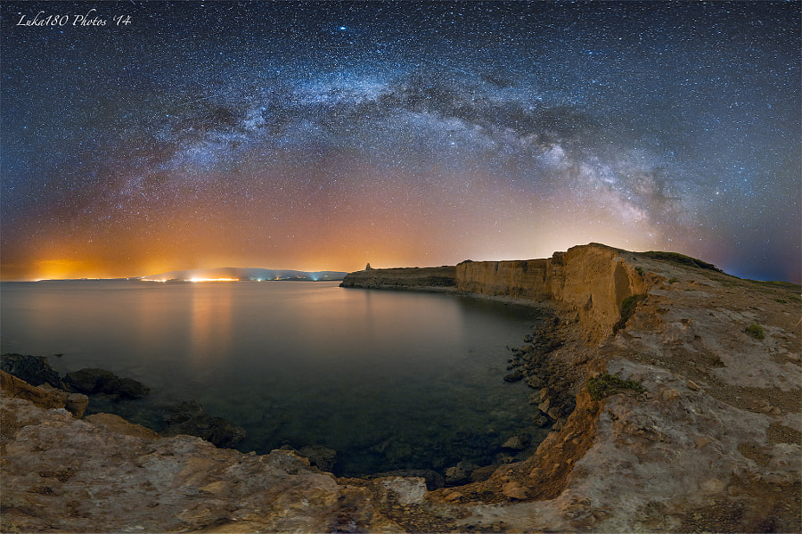 Torre Scal'e Sali Pano Milkyway