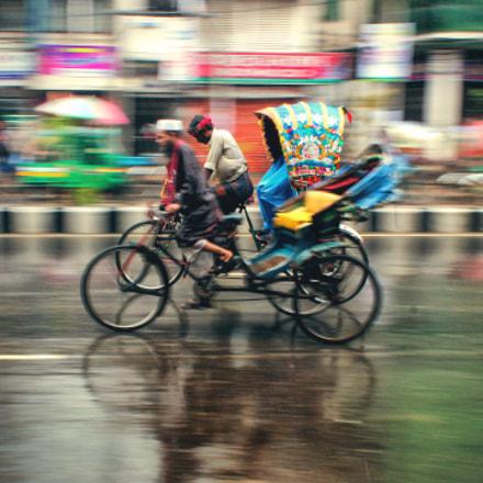 Rain race
