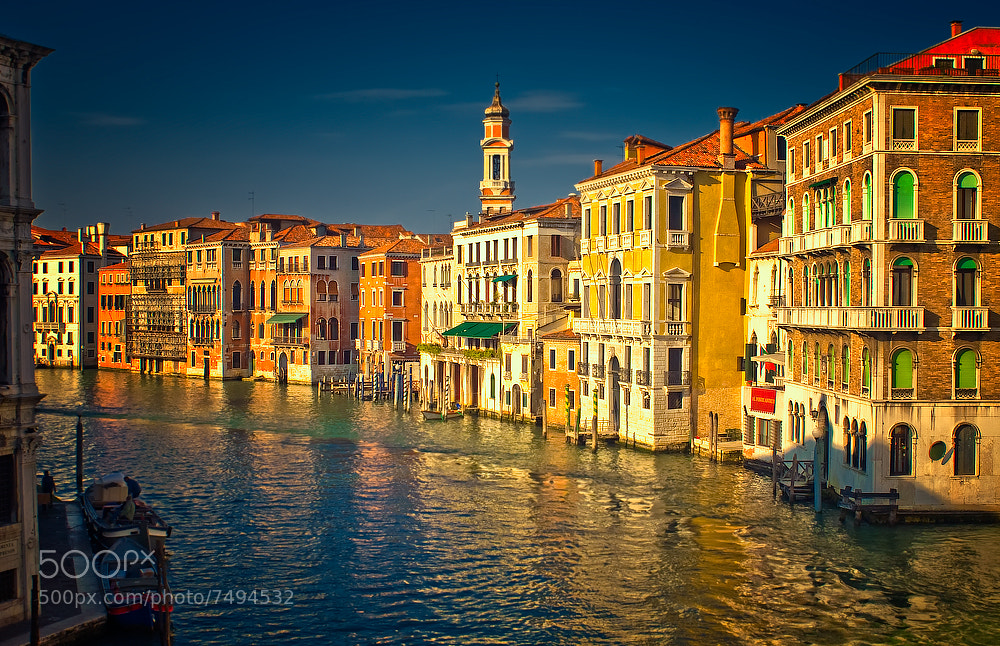 Photograph Grand Canal by Neil Cherry on 500px