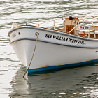 ������, ������: Sir William Pepperrell Boat in Maine