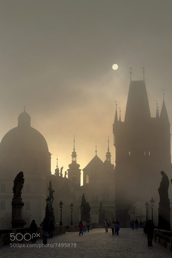 Photograph praha by BLUE OLRİC on 500px