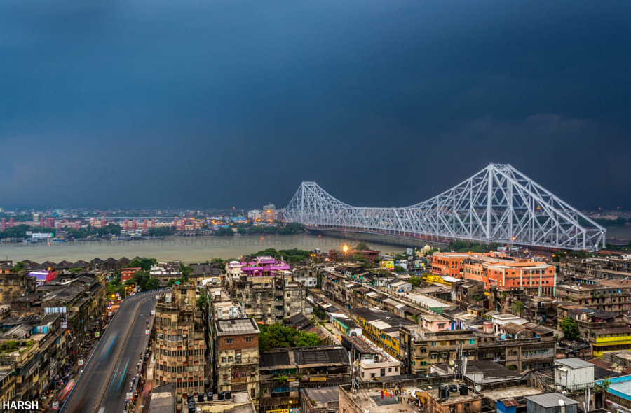 CALCUTTA, INDIA by Harsh Kumar on 500px.com