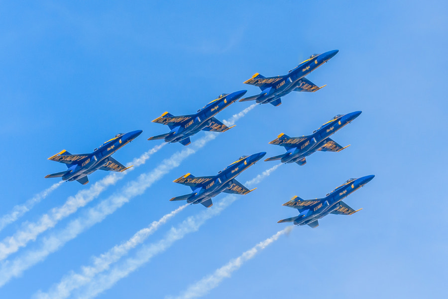 Blue Angels Series Number Four