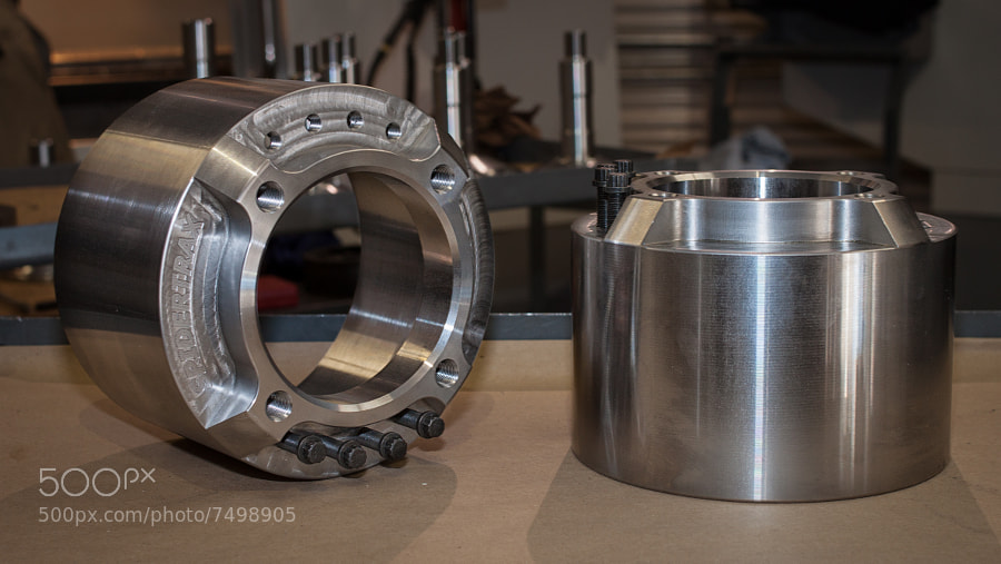 A little more spy shot action; IFS Series 30 bells. by Thomas Kingston (Spidertrax) on 500px.com