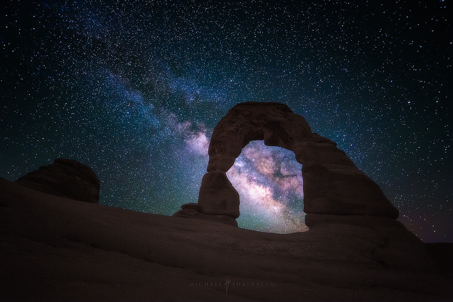 Photograph Cyborg by Michael Shainblum on 500px