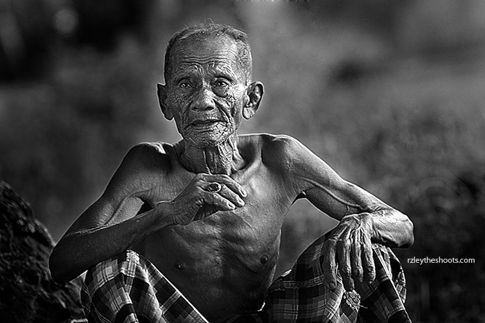 Photograph BW OLDMAN by R'zleytheshot photography on 500px