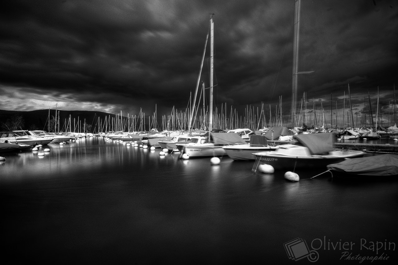 Photograph Black clouds by Olivier Rapin on 500px