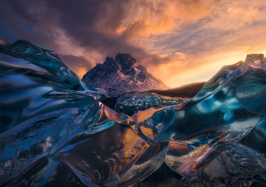Cool the Flames by Marc Adamus on 500px.com
