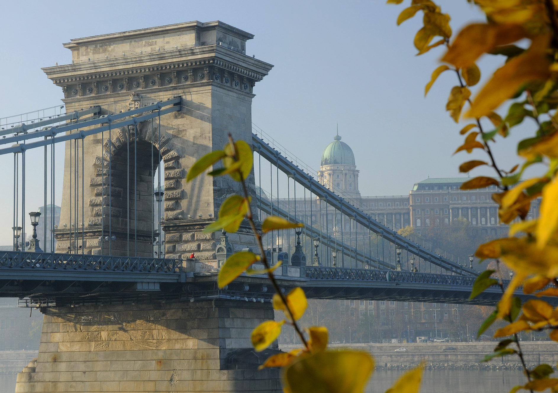 Photograph Chainbridge, Budapest by Tibor Mester on 500px