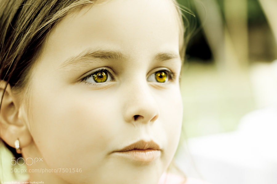 Photograph girl by Andy Butkaj on 500px