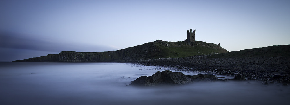 Photograph Dunstanburgh Castle by Daniel Hannabuss on 500px