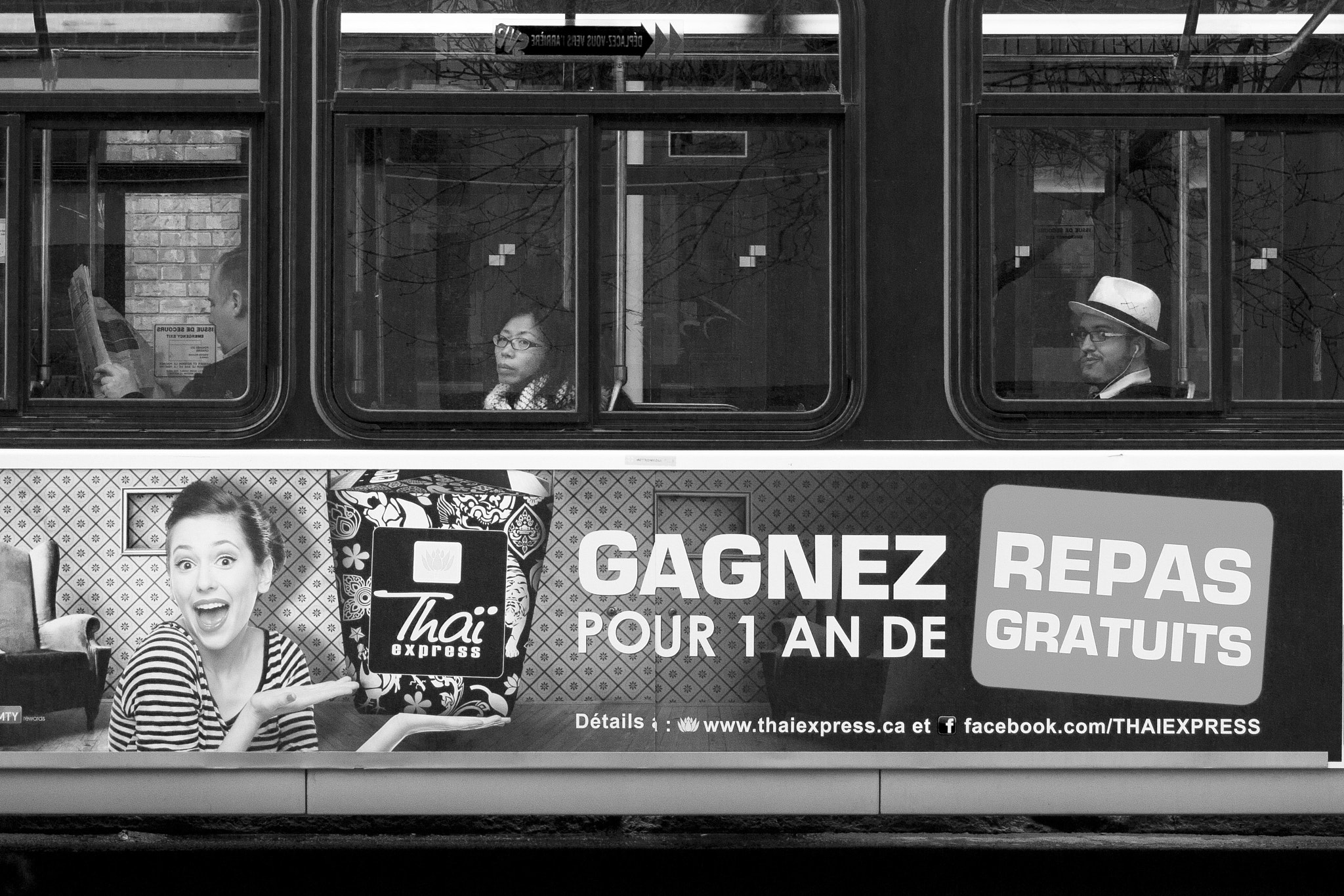 Photograph Commuters 1 by Michel Desjardins on 500px