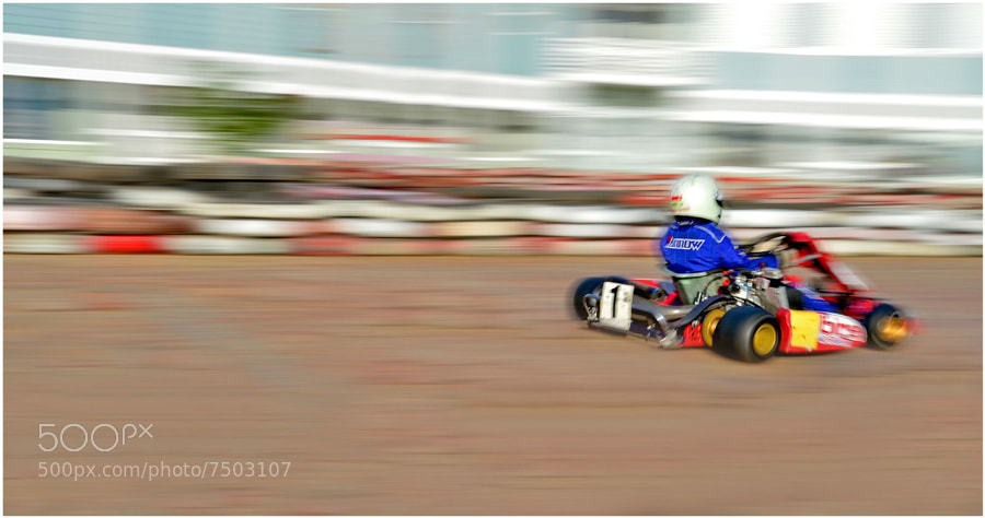Photograph Way too fast.........for me! by Christopher van Zyl on 500px