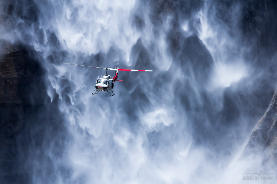 Search & Rescue at Yosemite | USA, California by Adriano Neves on 500px.com
