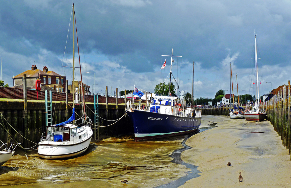 Photograph Rye Harbour by Tony Murtagh on 500px