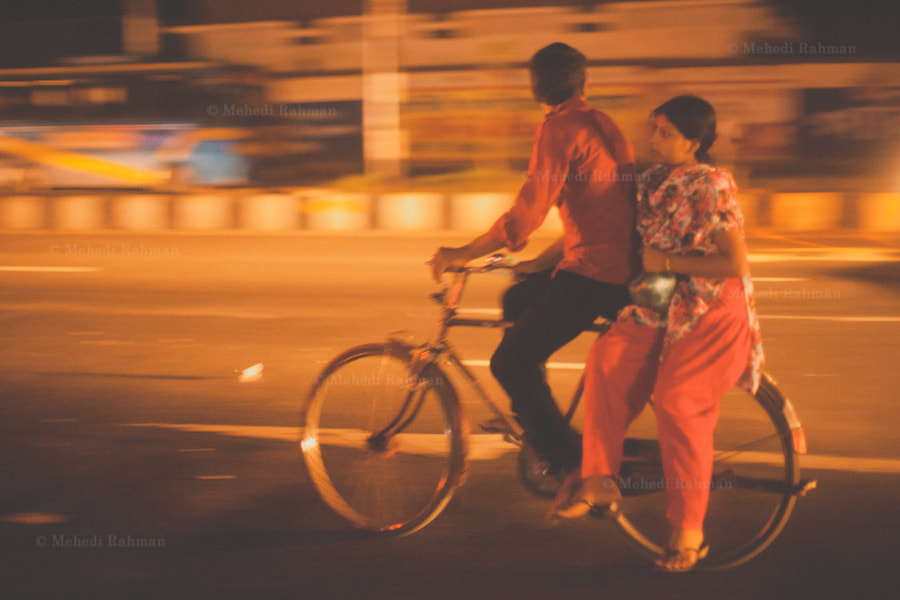 Photograph going home by Mehedi Rahman on 500px