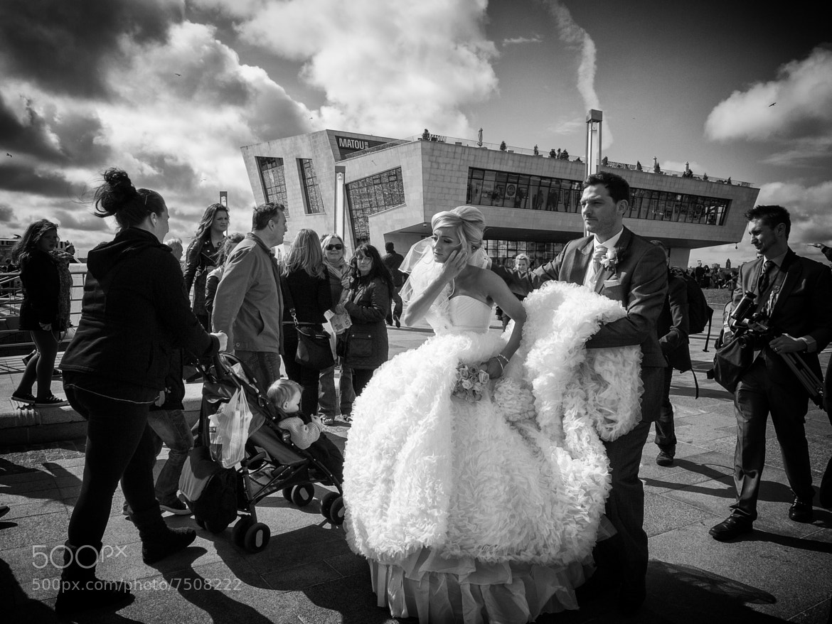 Photograph Married on the Mersey by Jackie Plage on 500px