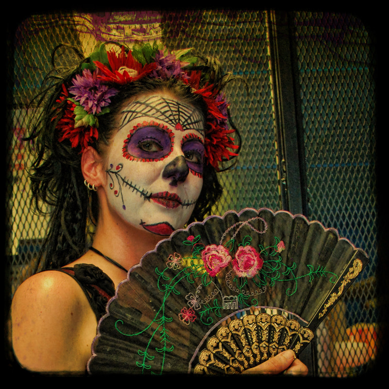 Photograph Day of the Dead by Greg Foster on 500px