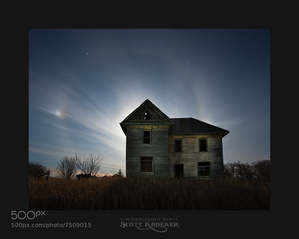 Photograph Supernatural Light by Scott Kroeker on 500px