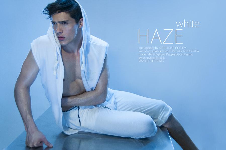 white HAZE