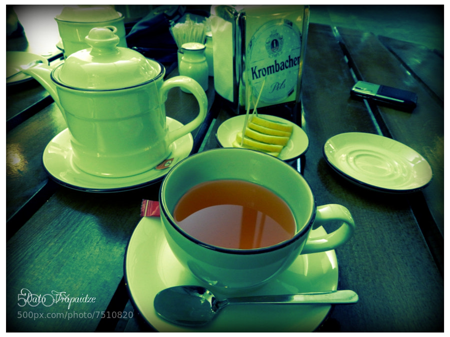 Photograph tea by Dato Trapaidze on 500px