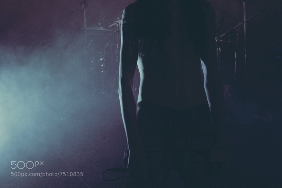 Photograph rock concert  by Christina Danielyan on 500px
